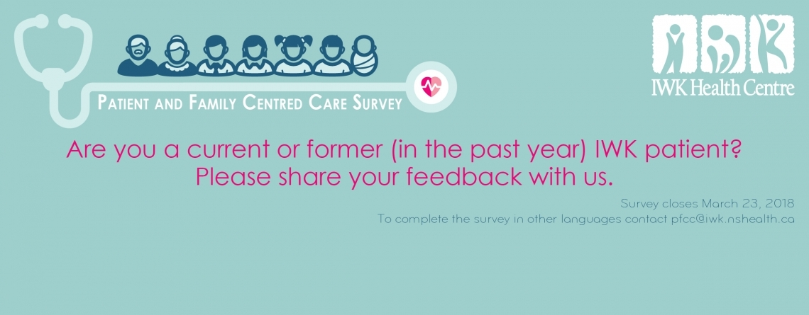 2018 Patient and Family Centred Care Survey