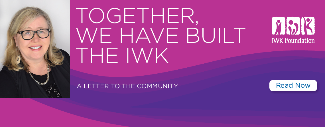 TOGETHER, WE HAVE BUILT THE IWK