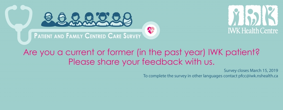 2019 Patient and Family Centred Care Survey
