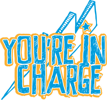 You're in Charge Logo
