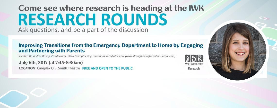 Research Rounds