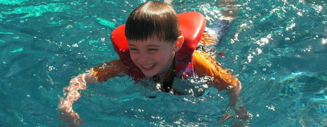 National Drowning Prevention Week - Child Safety Link